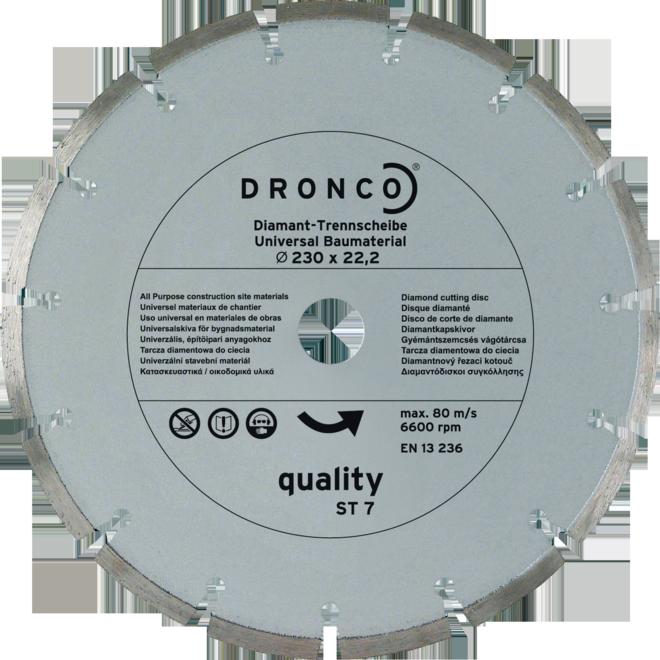 Dimanta griežamie un slīpējamie diski